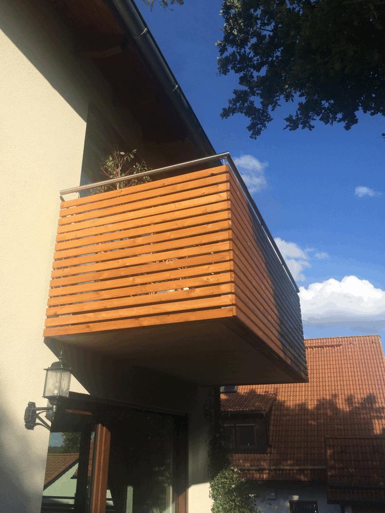 was kostet ein balkon zu bauen das beste aus wohndesign. Black Bedroom Furniture Sets. Home Design Ideas