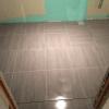 Boden in der Dusche