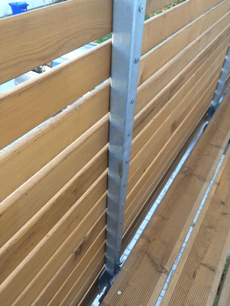 Sehr Balkon bauen – von Balkonträger bis Balkongeländer | Hausbau, ein NG34