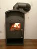Kaminofen als Unterstützung für die Luftwärmepumpe