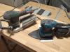 Das Schleifen vom Holz und meine Schleifwerkzeuge