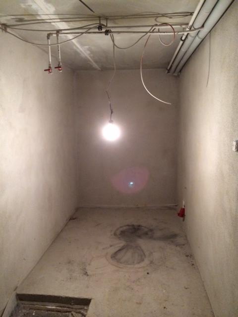 der sauna raum im keller - Dusche Im Keller Bauen