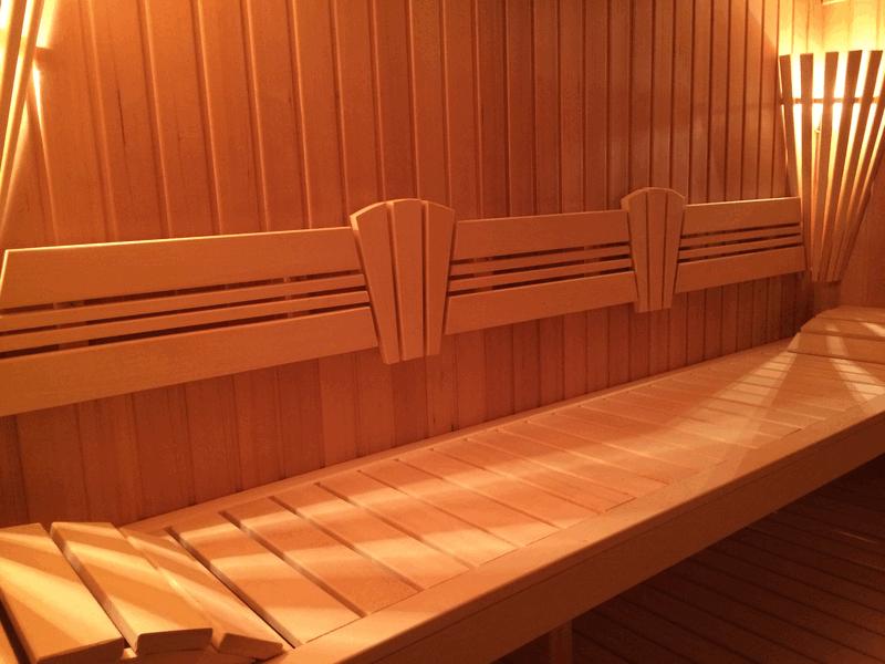 saunakabine selbst gebaut. Black Bedroom Furniture Sets. Home Design Ideas