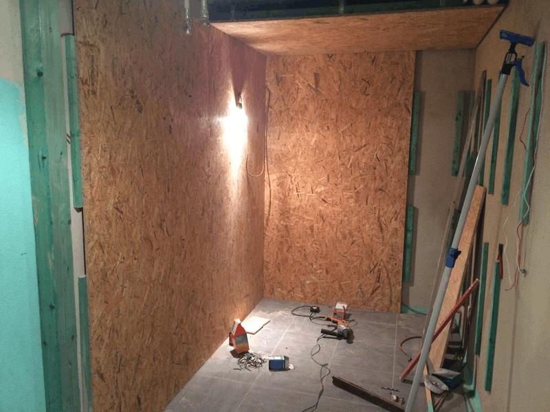 Sauna Fußboden Dämmen ~ Sauna teil die saunakabine hausbau ein bau