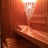 Sauna, Teil 6: Rückenlehnen und Saunaleuchten