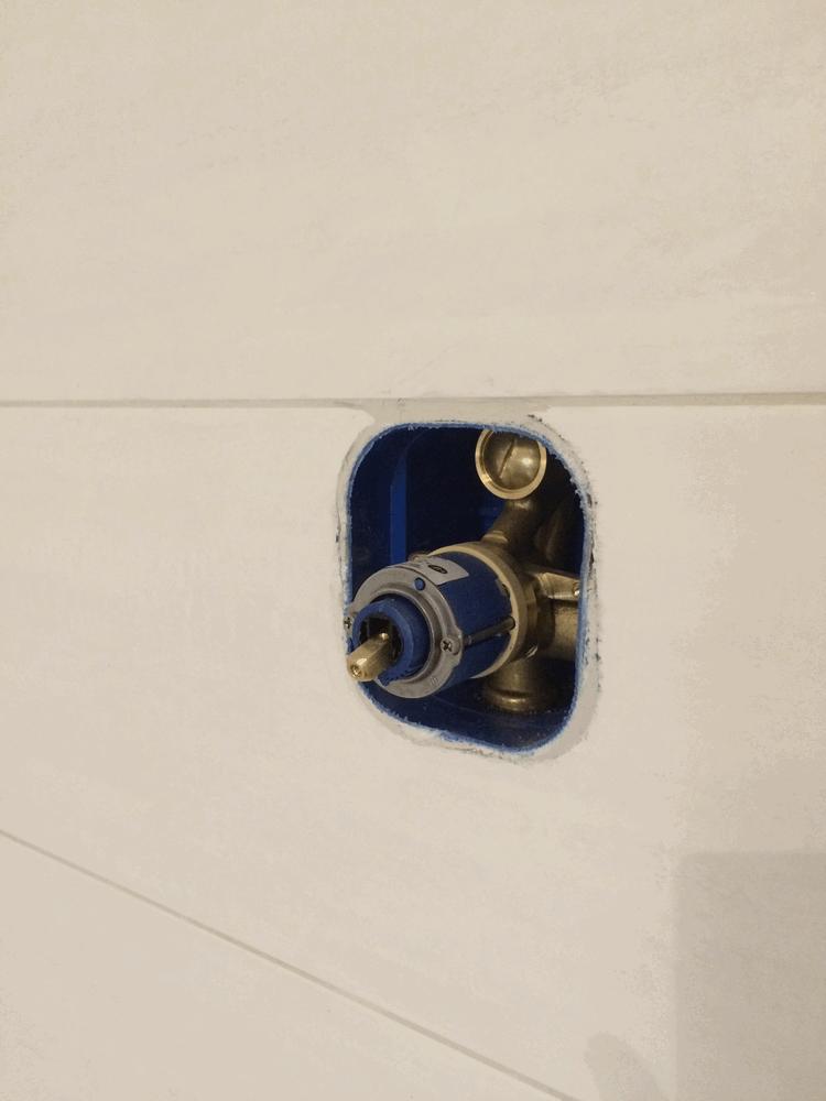 Dusche Ohne Kabine : Sauna, Teil 7: die bodengleiche Dusche Hausbau, ein Baublog