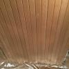 Sauna, Teil 4: Profilholz in Sauna